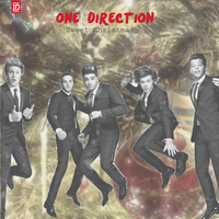 Sweet Christmas Album Cover (Fake) by iluvlouis