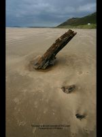 Wreck of the Helvetia by GMCPhotographics