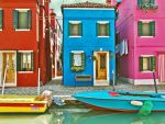 Colorful Burano by gameover2009