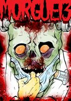 FRANKENTINO of MORGUE13 by HorrorRudey