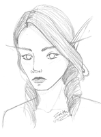 Elf Girl by MogNetCentral