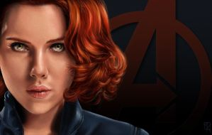 Black Widow by MikkeSWE