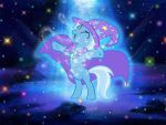 The Great and Powerful Trixie Wallpaper by TheGreenMachine987