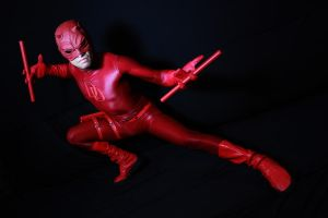 Daredevil - Guardian Devil II by CleytonAlves