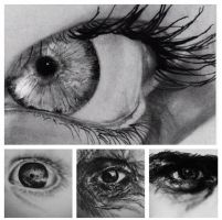 Eye Collage by Kelly11AtTheDisco