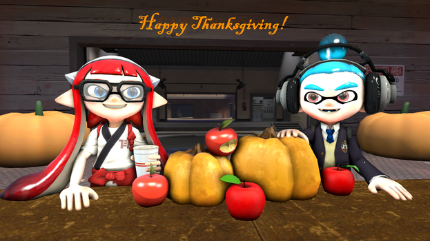 [SFM] ThanksGiving Collab Entry by Beardy-Gaming