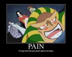 Pain by fuutonbankai