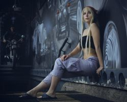 Winry by Gennadia