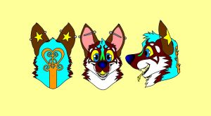 fursuit head ref by NATisFURRY123