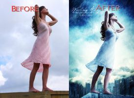 Before After 22 by FP-Digital-Art