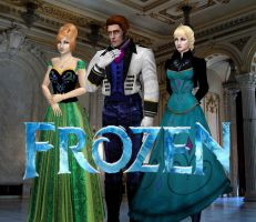 XNA Frozen Pack Outfits 1 DownLoad by SovietMentality