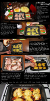 How to make chicken gluttony by BrocX