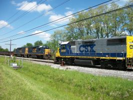 CSX MEET IN LORDSTOWN by LDLAWRENCE