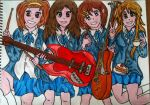 K-On by plastic-anime