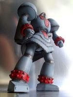 Giant Robo by G2ORC
