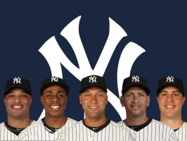 Yankees Wallpaper by ArtifyPics