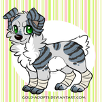 OPEN | Dog auction by gold-adopts
