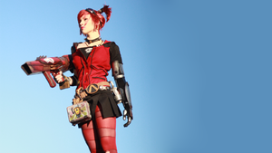 Gaige from Borderlands 2 by ContagiousCostuming