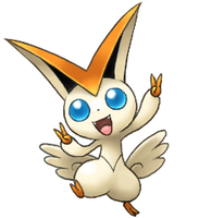 Victini by arkeis-pokemon