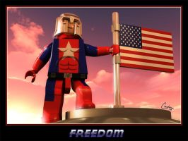 Statesman - Freedom by toddworld
