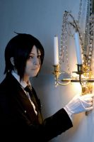 Sebastian: Little light to my Boochan by ShadowFox-Cosplay
