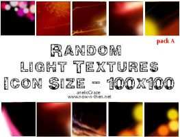 Light Textures Pack A by Liquid-angelicGrace