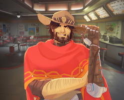 mccree by Reineke-Fox