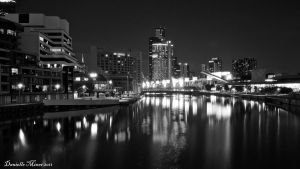 City Scape BW by DanielleMiner