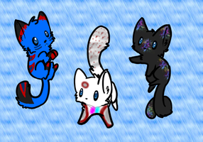 Song themed adoptables ~open~ by tabbykitty123