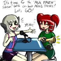 ASK FASEN by DoodleDowd