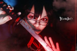 BLOOD-C: Saya Kisaragi by cruelia