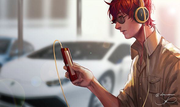 707 by Afternoontm