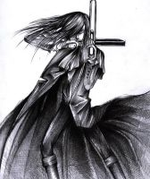 Alucard_Pencil by seerana