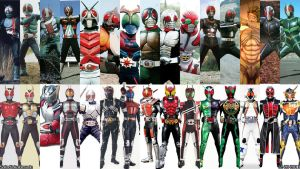 Kamen Rider Wallpaper by jm511