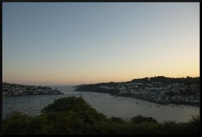 Fowey Harbour by PlasticusForkus