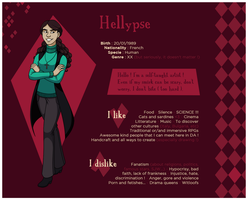 Meet the artist : Hellypse ! by Hellypse