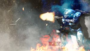 Halo Reach - Kat Wallpaper by Vito-ADP