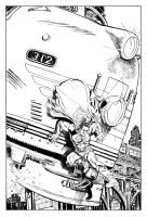 More powerful than a locomotive... inks by deankotz