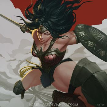 WW by borjen-art
