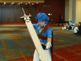 ConnectiCon 2011 - This is Ike! Not Marth! by VideoGameStupid