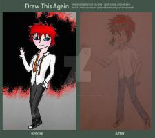 Before After 1 by TheUchihaMaster