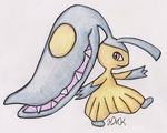 Mawile (REQUEST) by Shabou