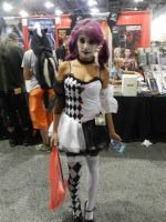 Phoenix Comicon 2014 Mime by Demon-Lord-Cosplay