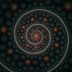 Hypertile roundel by FractalDesire