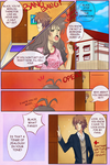 Something More (NxWhite comic)-- Ch 1 Pg 1 by Reaper145