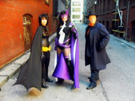 The Gotham Trio by Neville6000