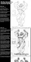 Shading Tutorial Ex. 1 steps by Jebriodo