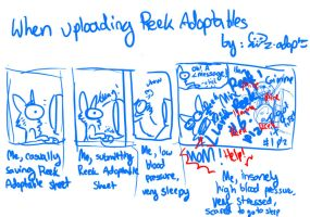 When uploading reek adoptables by Skullz-adopts
