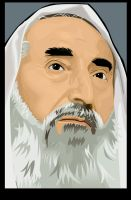 Sheikh Ahmed Yassin by artstuck