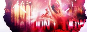 Don't Now. by DLovatic1